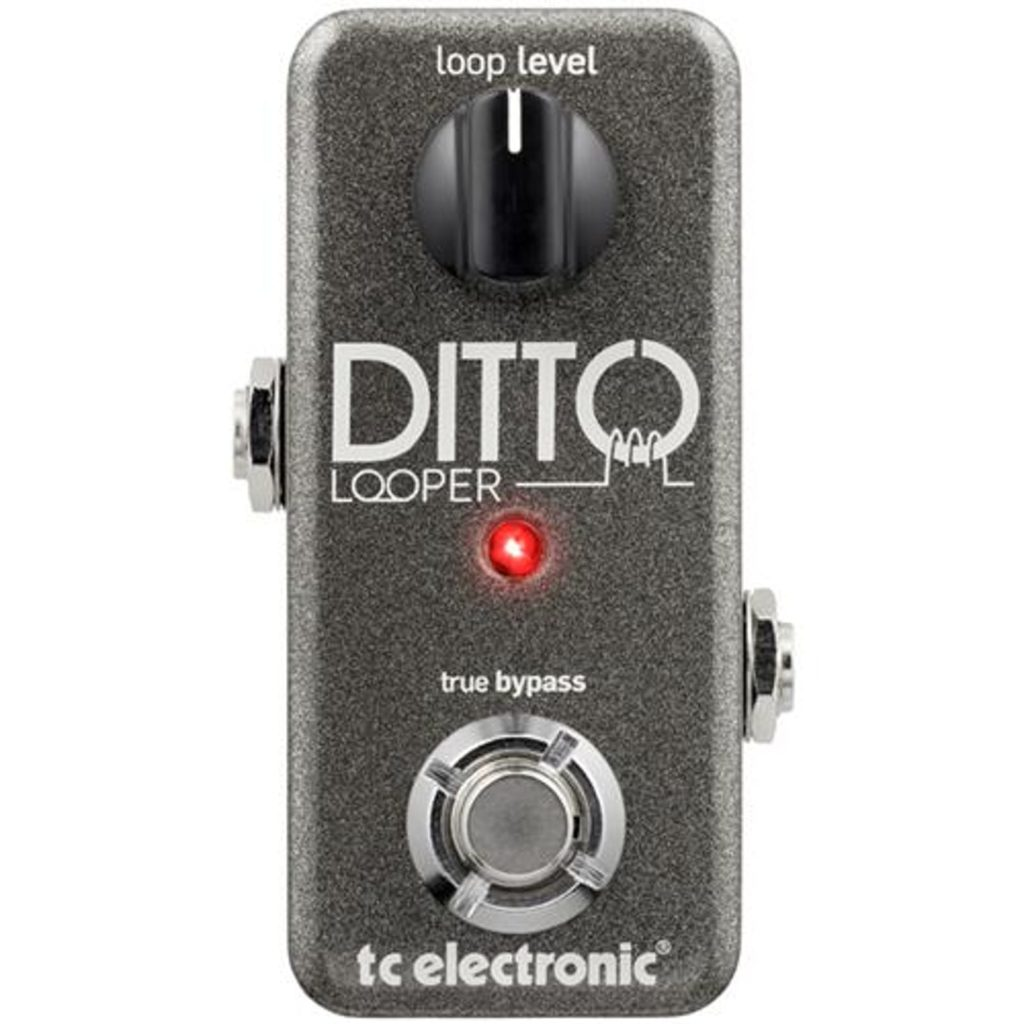 Guitar Pedals - Ditto Looper