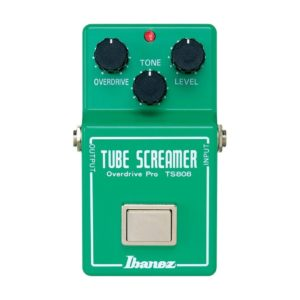 Guitar Pedals - Ibanez Tube Screamer TS808