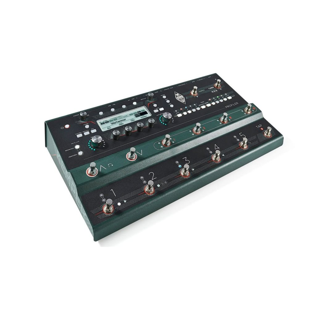 Guitar processor - Kemper