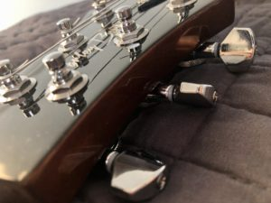 Upgrades for any budget guitar - Locking Tuners front head stock