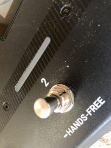 Headrush Gigboard - Switches