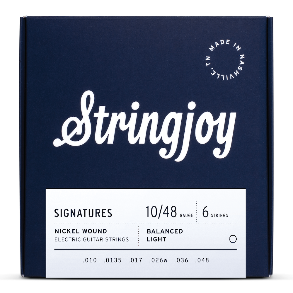 10-48 String Joy Guitar Strings