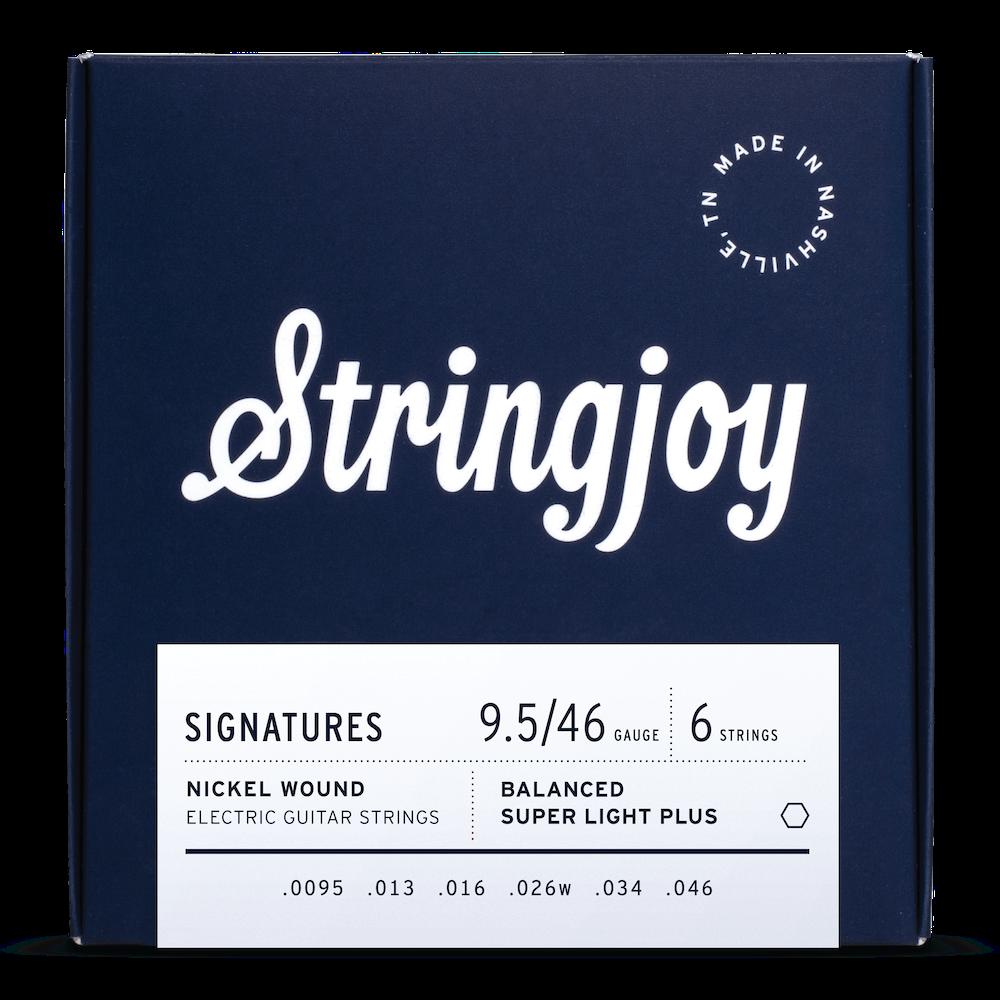 9.5-46 String Joy Guitar Strings