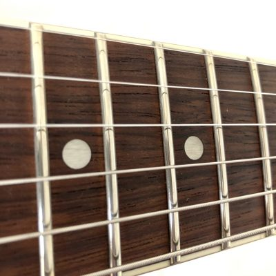 D'addario Fret Polish Kit - After With Strings on