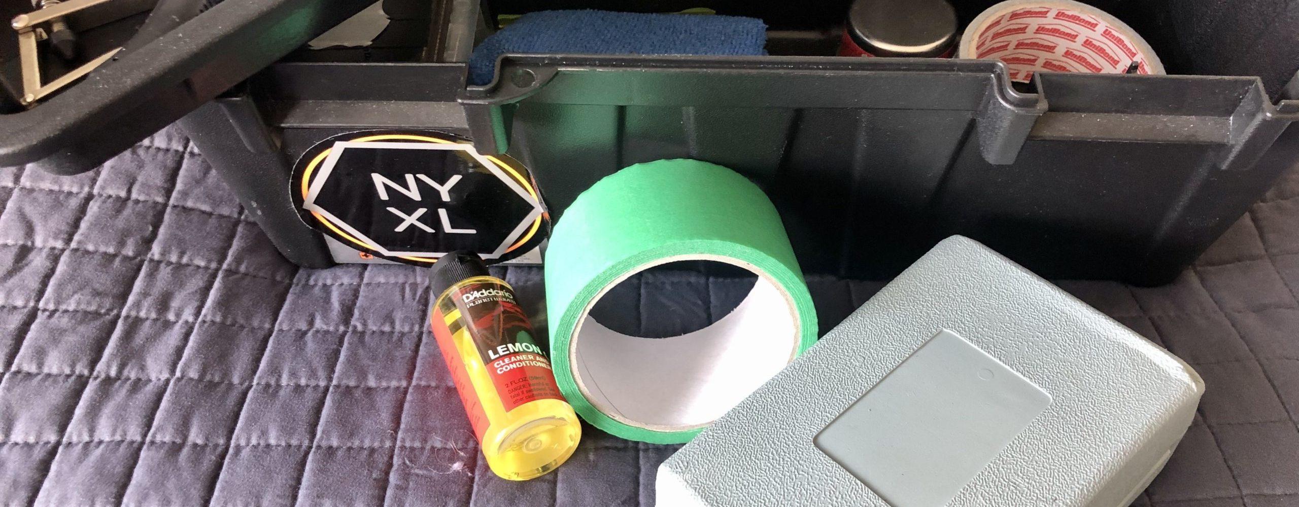 Guitar Toolbox - Empty