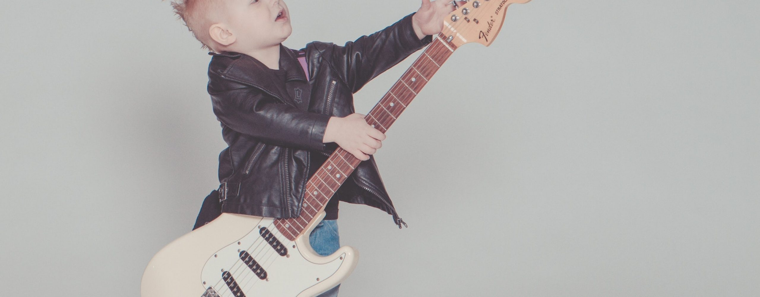 Guitar Practise - Starting Photo